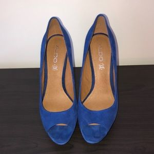Aldo shoes in good condition